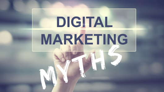 7 Myths About Digital Marketing That Keep You From Growing