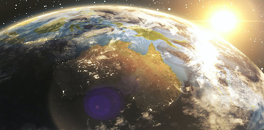 Australia on the move: how GPS keeps up with a continent in constant motion