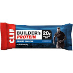 Clif Builder's Chocolate Mint - Protein bar - 2.4 oz - pack of 12