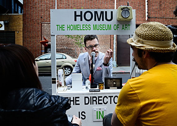 The Homeless Museum of Art