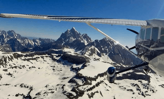 Fly Jackson Hole: The Grand Teton's Most Beautiful Adventure