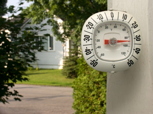 Spring and Summer Energy Saving Tips