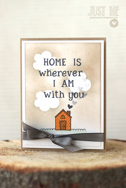 at home with you.