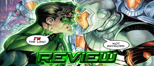 Hal Jordan and the Green Lantern Corps #44 Review - The Blog of Oa
