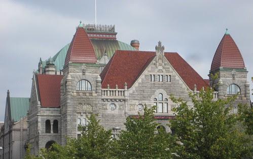 The National Theatre, Helsinki