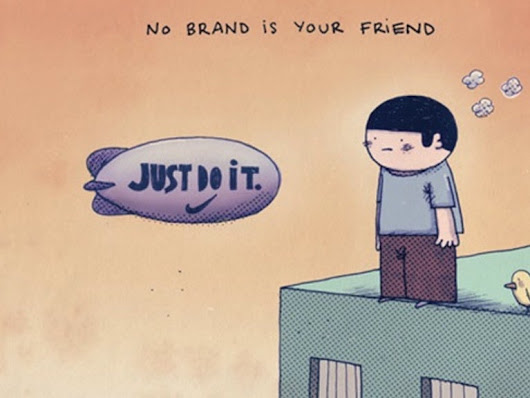no brand is your friend