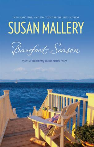 Barefoot Season (Blackberry Island, #1)
