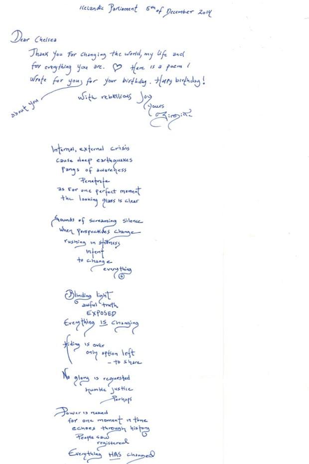 Click to see Birgitta's letter.