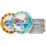 Dixie Craft-imals Paper Plates | 220ct