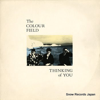 COLOUR FIELD, THE thinking of you