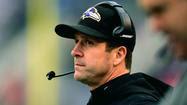 Ravens' John Harbaugh on facing the Texans