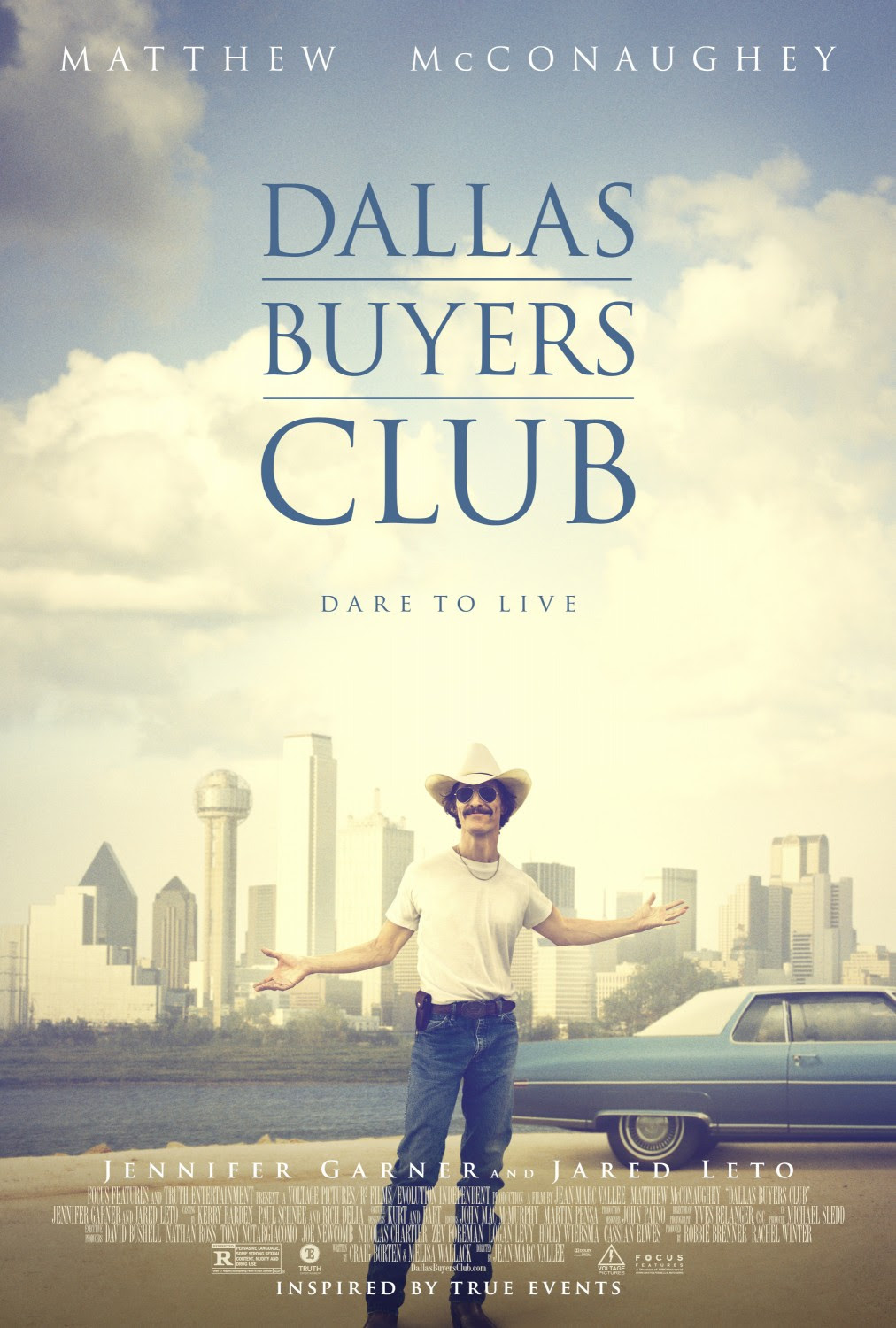 Extra Large Movie Poster Image for Dallas Buyers Club