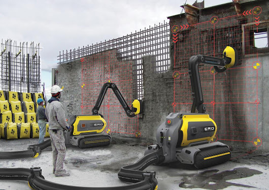 Construction Collaborative Robots Set to Disrupt the Construction Industry