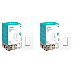 TP Link Smart Dimmer Switch 2-pack