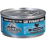 Redbarn Pet Products-food Cat Pate Turkey 5.5oz 24
