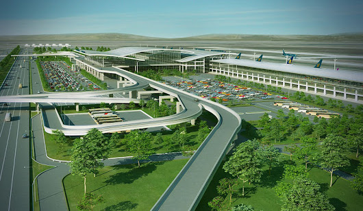 ATAD – the steel structure contractor of Phu Quoc airport expansion - ATAD Steel Structure Corporation