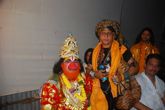 Hanumanji and Me by firoze shakir photographerno1