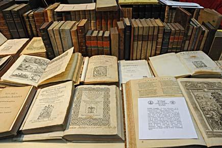 Salone del libro usato