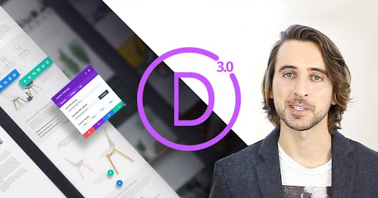 Divi 3.0 Has Arrived! Introducing The Visual Page Builder So Ridiculously Fast & Easy-To-Use You'll Think It's Magic