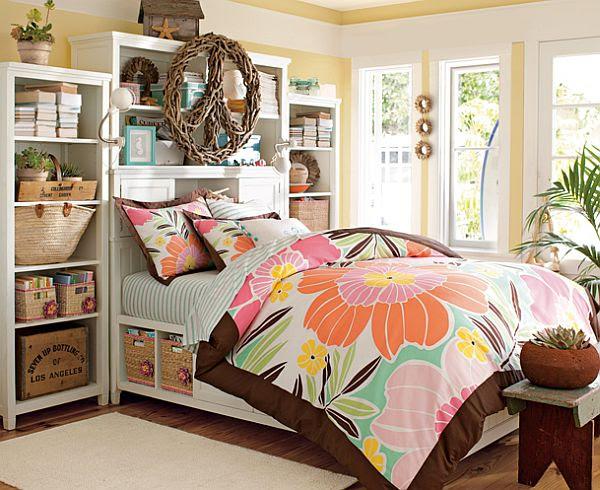 50 Room Design Ideas for Teenage Girls - Style Motivation
