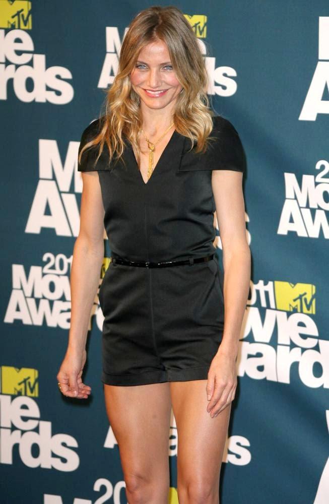 cameron diaz 2011 hot. Cameron Diaz. 2011 MTV Movie