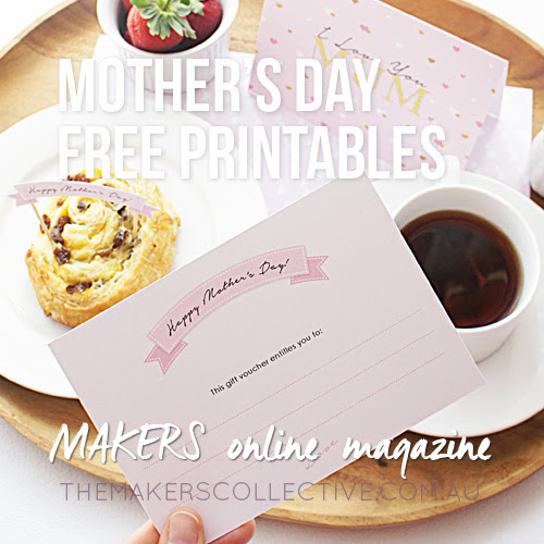 MAKERS: Mother's Day Breakfast in Bed with Claudia Owen