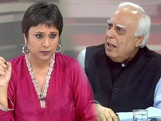 Why is Narendra Modi not ready to debate with me: Kapil Sibal to NDTV
