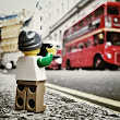 This Guy Spends 365 Days Following This Tiny LEGOgrapher Travelling The World