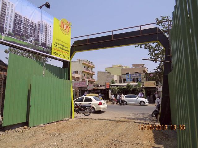 Visit Sunshine Joy, 1 BHK & 2 BHK Flats at Pirangut, Pune 412108