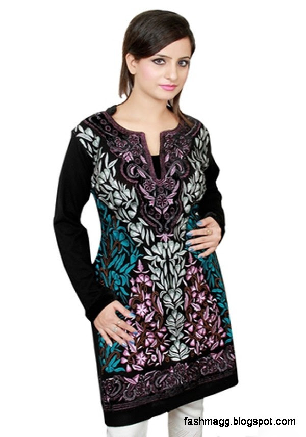 Indian-Kurti-New-Winter-Dress-Collection-Girls-Womens-Ladies-Models-Latest-Kurta-Designs-2013-6