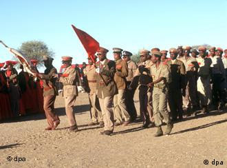 Alemanha relembra passado colonial na Namíbia