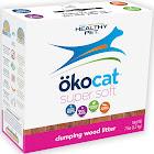Okocat Litter, Clumping Wood, Soft Step - 7 lb