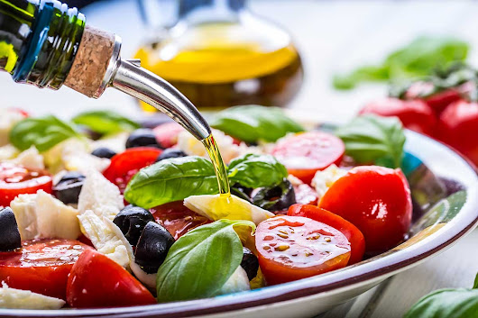 Mediterranean diet is still good for you but only if you're rich