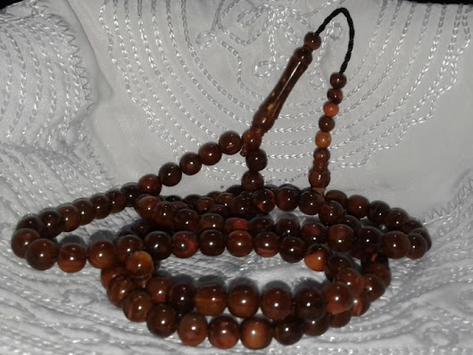 Tasbih Kaoka 99 Uk.7mm