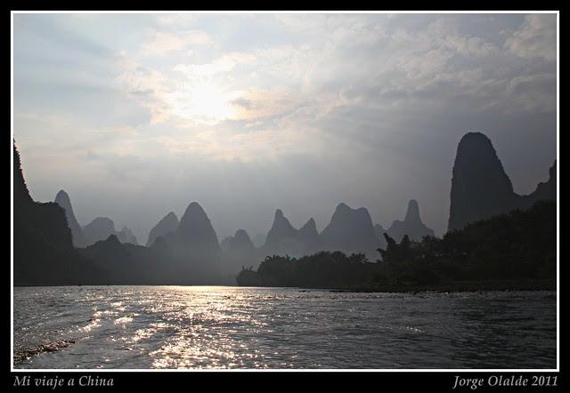 Montañas cársticas, Yangshuo