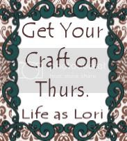 Get your craft on Thurs.