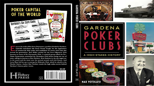 Max Votolato Follows Up Freeway City Documentary with Gardena Poker Clubs Book