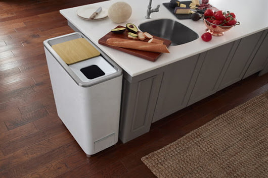 Kiss food waste goodbye with Whirlpool's innovative Zera Food Recycler