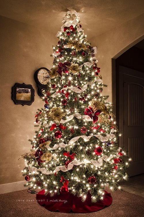 Classic Christmas Decor Tree Decorations