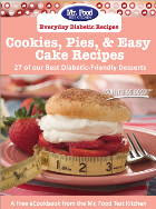 Cookies, Pies, & Easy Cake Recipes