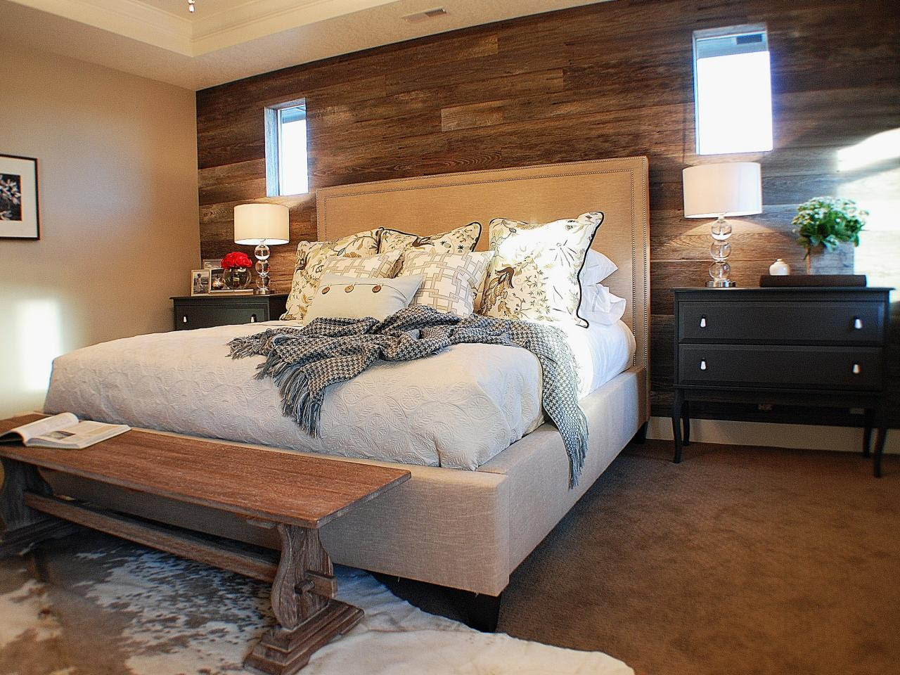 Rustic Bedroom Photos | HGTV