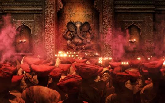 BAJIRAO MASTANI: gros plan sur la fresque indienne en salles mercredi