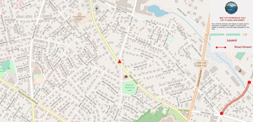 The following areas are currently closed due to Columbia Gas roadwork: Osgood Street is closed between...