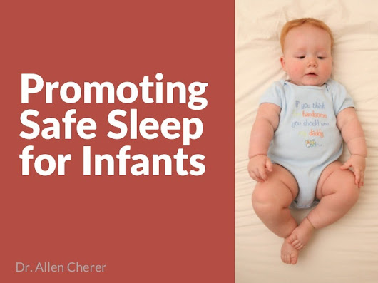 Promoting Safe Sleep for Infants