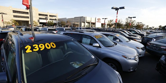 Auto Dealers Decide Cars Are Taking Up Too Much Prime Space