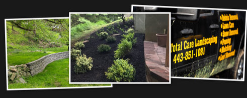 Catonsville, Maryland Landscaping, Lawn Mowing | Vin's Total Care Landscaping