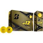 E12 Golf Balls, Soft, Yellow - 12 balls