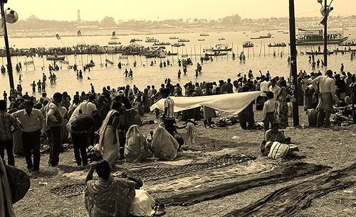 The Magic Of Maha Kumbh  Allahabad by firoze shakir photographerno1