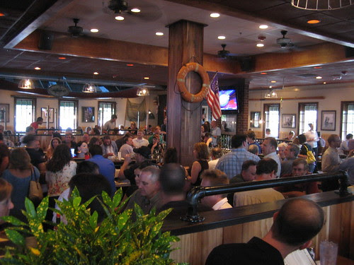 Packed house at Dogfish