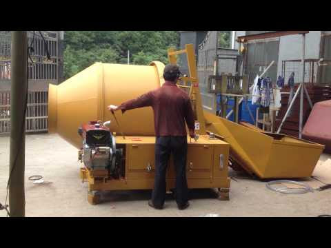 Diesel Concrete Mixers For Sale - Your Ultimate Guide
